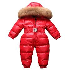 infant winter snowsuit boy baby jacket duck down outdoor clothes girls climbing for girl kids jumpsuit infant winter snowsuit years baby
