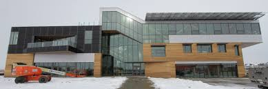 Small Picture Welcome to Canadas First Net Zero Commercial Building