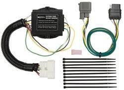 plug in simple vehicle to trailer wiring harness hopkins towing hopkins towing solution hopkins towing solution 11143124 plug in simple vehicle to trailer wiring