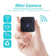 INQMEGA Original WIFI small <b>mini Camera cam 720P</b> video CMOS ...