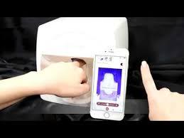 o2nails digital nail art printer hk