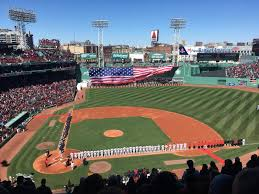 Fenway Seating Chart Pavilion Box Fenway Park Section Pavilion Box 3 Row E Seat 15 Boston