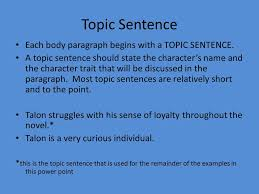 the character analysis essay ppt video online 4 topic