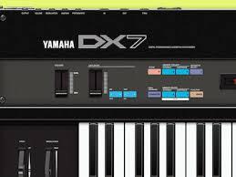 yamaha dx7. glorious yamaha dx7 dx7