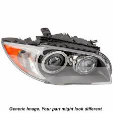 Escort headlight assembly replace
