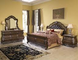 King Sleigh Bed Bedroom Sets Pulaski Birkhaven King Sleigh Bed Sale