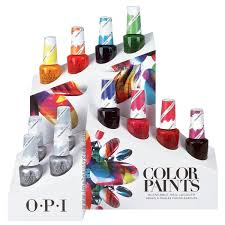 Opi Colorpaints Or Opi Color Paints Are Coming Beautygeeks