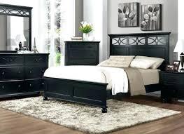black bedroom furniture sets. Delighful Black Romantic Bedroom Furniture Sets Black Wall Color For