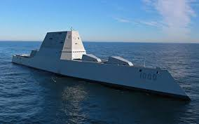 The USS Zumwalt Can't Fire Its Guns Because the Ammo Is Too Expensive
