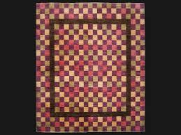 modern rug 9 x 9 ft 280 x 260 cm