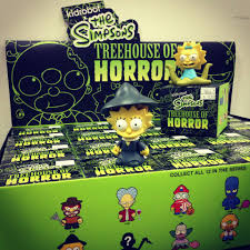 The Simpsons  Treehouse Of Horror 3Simpsons Treehouse Of Horror Kidrobot