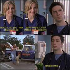 Scrubs Quotes Inspiration When Your Friend Finally Comes Back From Vacation