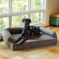 luxury dog bed furniture. Snoozer Pet Products - Dog Beds \u0026 Sofas Luxury Sofa W Memory Foam Bed Furniture