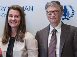 Melinda Gates: Centre shuts health mission gate on Bill & Melinda Gates  Foundation - The Economic Times