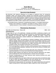 Sample Journeyman Electrician Resumes Journeyman Electrician Resume Unique 19 Best Government Resume