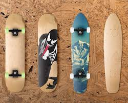 Design Your Own Skate Deck 20 Photo Realistic Skateboard Mockup Templates 2019 Colorlib