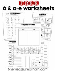 Welcome to confessions of a homeschooler phonics printables. Short A A E Worksheets The Measured Mom Vowel Worksheets Phonics Free Phonics