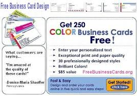 Free Create And Print Cards Create And Print Free Business Cards