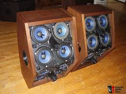 bose 901 series iv. bose 901 series 4 speakers pair with equilizer iv