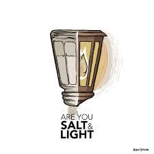 Salt And Light Poster 10 Popular Bible Verses In Illustrations Ymi