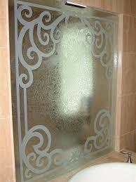 concorde glass shower partition mediterranean bathroom