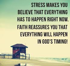Gods Timing Quotes Stunning Faith In Gods Timing