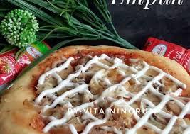 Rasanya enak & lembut serta anti gagal. Resep Pizza Empuk Pizza Hut Ala Rumahan Oleh Vita Ningrum Cookpad
