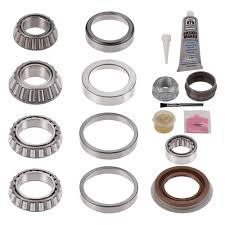 National® RA-325-B - Rear Axle Differential Bearing and Seal Kit
