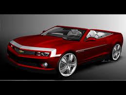 2011 Chevrolet Camaro Red Zone Concept - Sketch - 1280x960 - Wallpaper