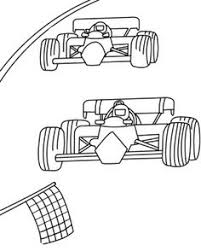 Small Picture Track Race Car Coloring Page Race Car Pinterest Colour book