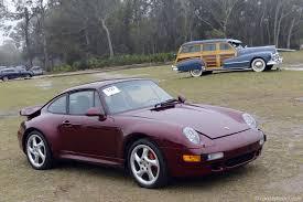 1996 porsche 911 carrera 4 s targa 4s 993 turbo brochure prestige sales catalog. Auction Results And Sales Data For 1997 Porsche 993 Turbo S