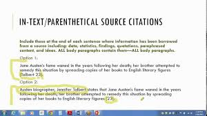 Mla Citation Format In Text Mla Format And Mla Citations Your Bibme