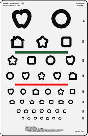 17 Surprising Online Vision Test Chart