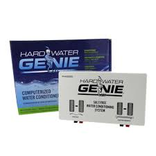 Home Water Conditioner Hard Water Genie No Salt Treatment Conditioner Softener And