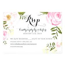 Free Online Party Invitations With Rsvp Online Wedding Invitations And Rsvp Song Request Wording Casual
