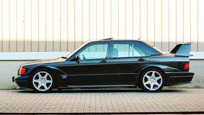 Find deals on mercedes 190e in car accessories on amazon. The 1990 Mercedes Benz 190e 2 5 16 Evolution Ii Is A Car You Need To Know About