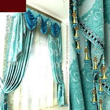 teal and tan curtains teal blue curtains blue curtains for living room teal blue curtains living