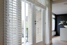 white open window blinds.  Blinds Large Windows With Half Open White Venetian Blinds  Inside White Open Window Blinds E