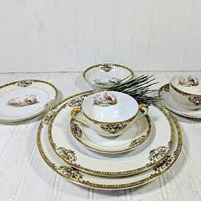 Antique Noritake China Patterns With Gold Edging Gorgeous Best Noritake Patterns Products On Wanelo
