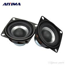aiyima 2pcs 2inch audio portable speakers jpg