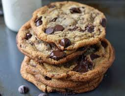 cookies. Plain Cookies Thin And Crispy Chocolate Chip Cookies How To Make A Perfect Thin  Chewy Chocolate Intended Cookies