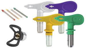 Wagner Spray Gun Tips Sizes Chart Tips Filters Archives Wagner