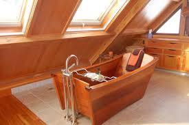 Wooden Bathtub Steve Batiste Bath In Wood Of Maine Llc Swans Island Me
