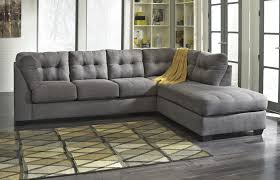Maier Sectional Charcoal Gray Ashley Furniture