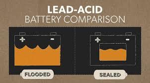 Lead Acid Battery Comparison Flooded Vs Sealed Agm Vs Gel