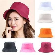 Bucket <b>Hat</b> Fashion Hunting Fishing <b>Outdoor Summer Cap Women</b> ...