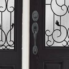 front door handle. Exterior Door Handle Or Lockset Front