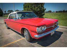 1964 Chevrolet Corvair Monza for Sale | ClassicCars.com | CC-1029403