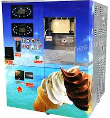Vending Machine Ideas Delectable Best Ice Cream Vending Machine Ideas On Soft Serve Maker Recipes