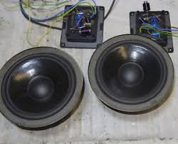 speakers parts. image is loading tannoy-speakers-crossovers-tweeters-parts -repairs-service-spares- speakers parts